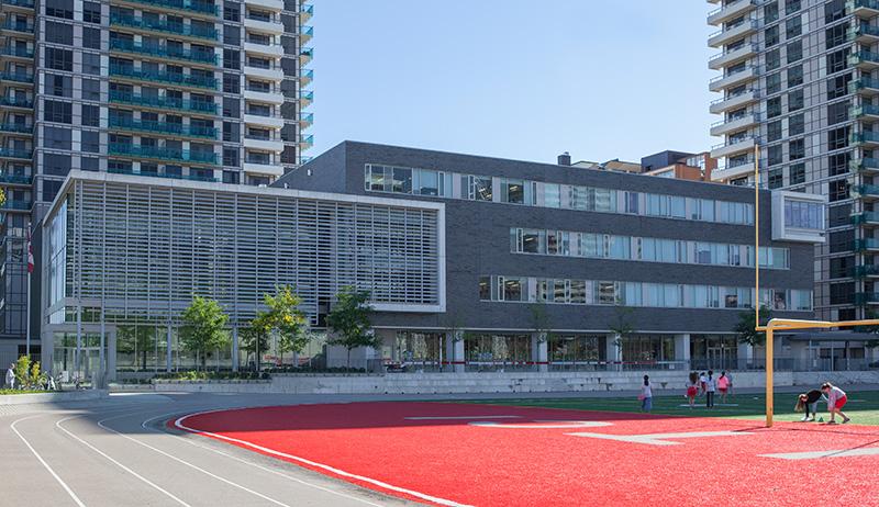 North Toronto Collegiate Institiute Stouffville Glass Inc