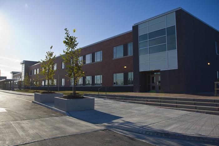 Oshawa High School Stouffville Glass Inc