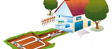 Free Energy to Heat and Cool Your Home/Cottage