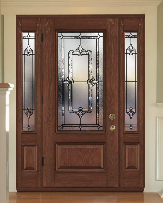 Primrose by Doorplex Fiberglass Door