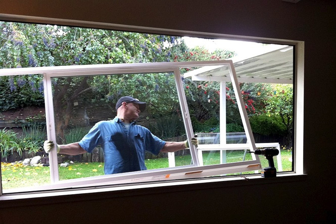 When to use new construction or retrofit windows for Retrofit windows