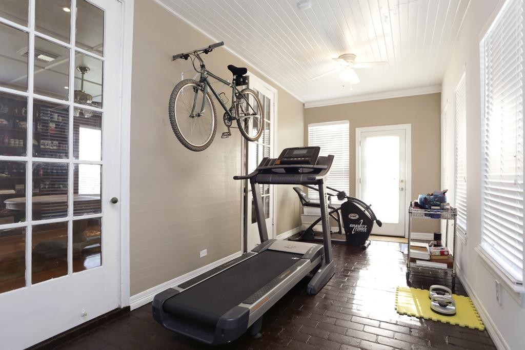 4Exercise Room