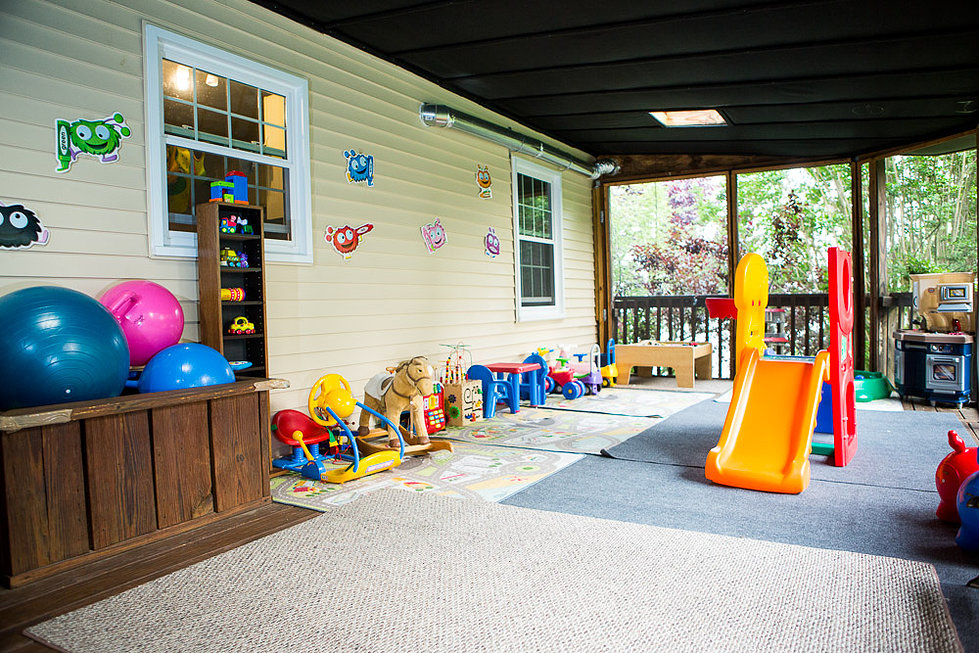 6Children Playroom