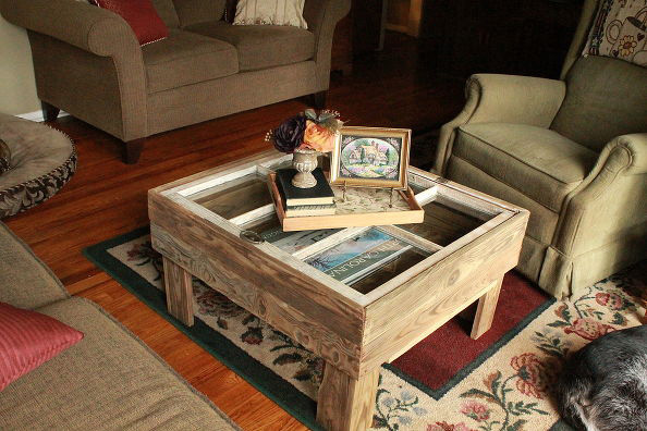 Coffee Table Window