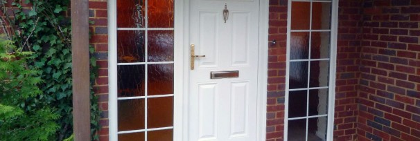 Consider Custom Made Front Doors
