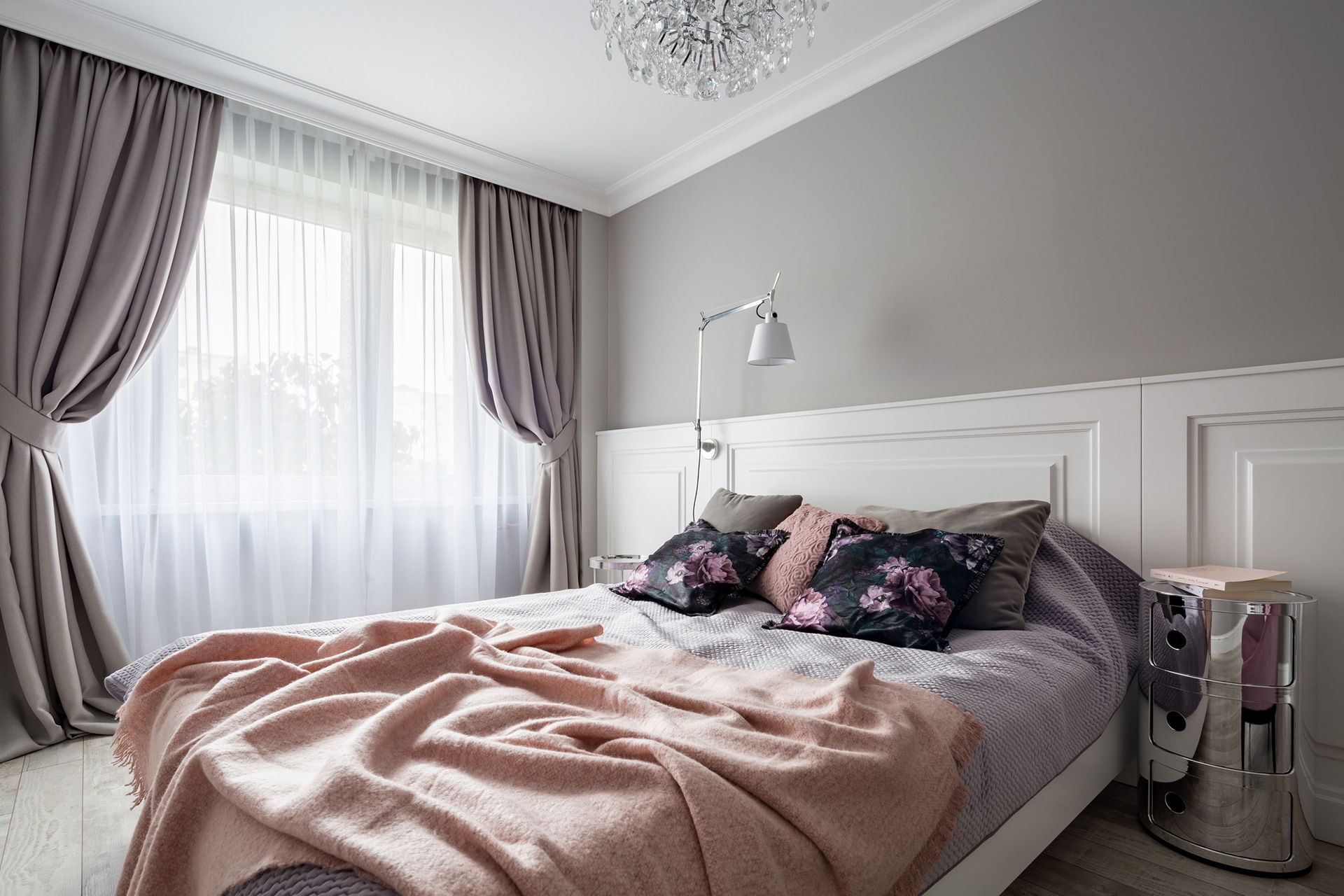Bedroom Curtains to Match Window