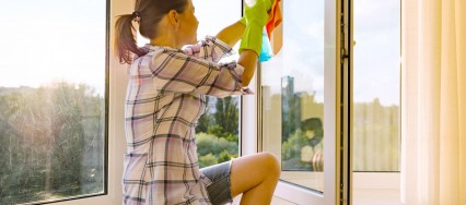 List of How to Clean Stained Windows