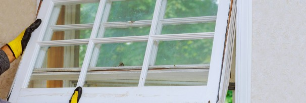 Replacement Window Install