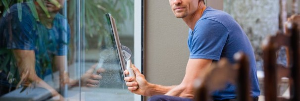 Streak Free Clean Glass Windows